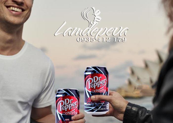 Nước ngọt Dr Pepper của Mỹ