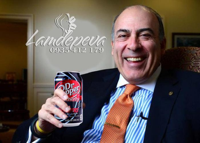 Nước ngọt Dr Pepper cherry của mỹ