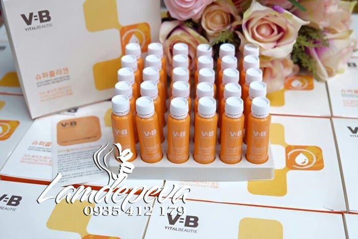 Đặt nước uống VB Vital Beautie Super Collagen của Hàn Quốc tại Eva Store