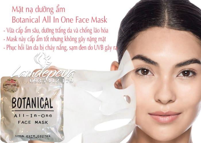 Mặt nạ dưỡng da Botanical All In One Face Mask bịch 30 miếng 2