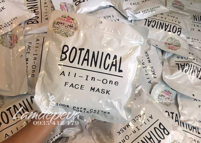 Mặt nạ dưỡng da Botanical All In One Face Mask bịch 30 miếng 1