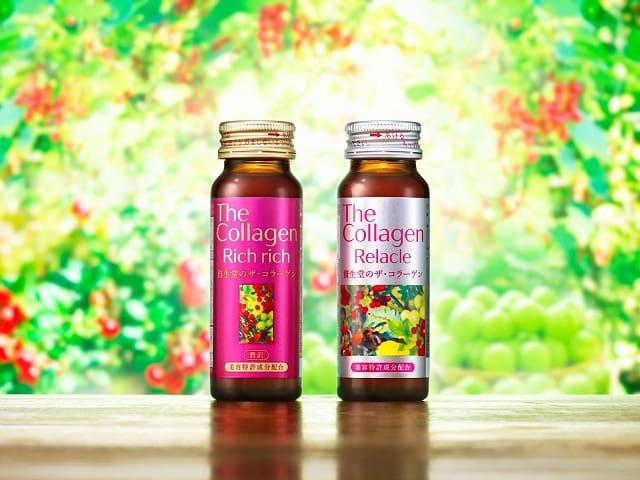 Collagen rich rich shiseido dạng nước