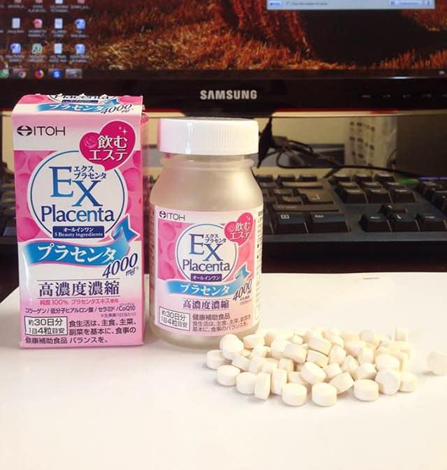 Viên uống itoh ex placenta review có tốt không từ chuyên gia