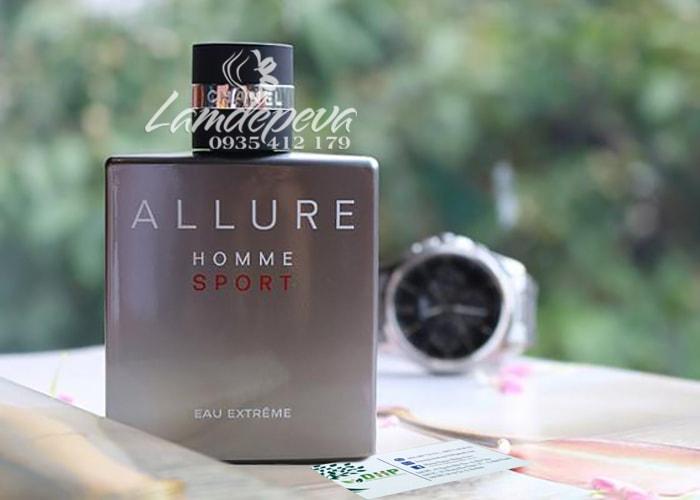 Nước hoa nam Chanel Allure Homme Sport Eau Extreme Pháp 1