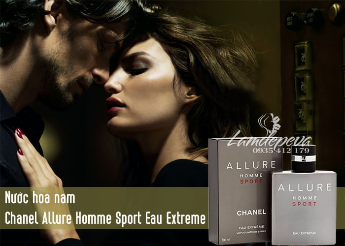 Nước hoa nam Chanel Allure Homme Sport Eau Extreme Pháp 2