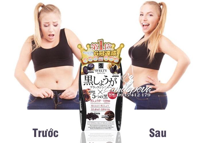 Thuốc giảm cân Svelty Quality Diet 150 viên của Nhật Bản hiệu quả 1