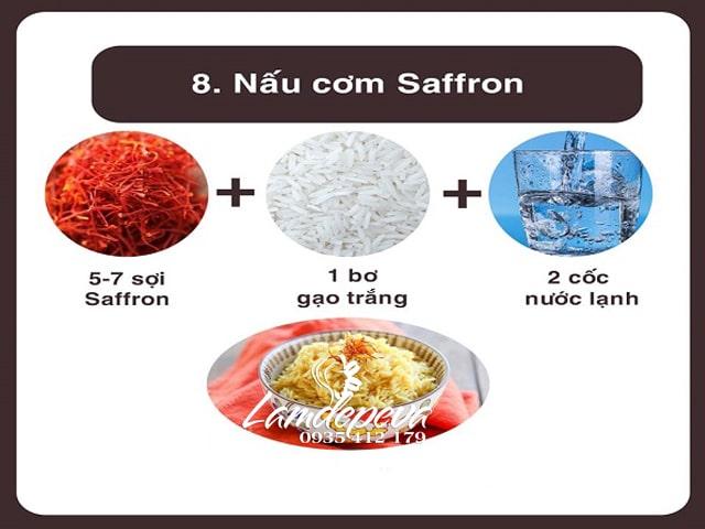 Nhụy hoa nghệ tây Badiee Saffron hộp 1gr chính hãng Iran 6