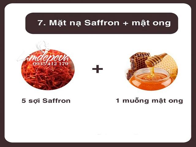 Nhụy hoa nghệ tây Badiee Saffron hộp 1gr chính hãng Iran 7