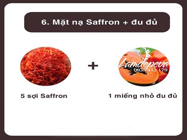 Nhụy hoa nghệ tây Badiee Saffron hộp 1gr chính hãng Iran 8
