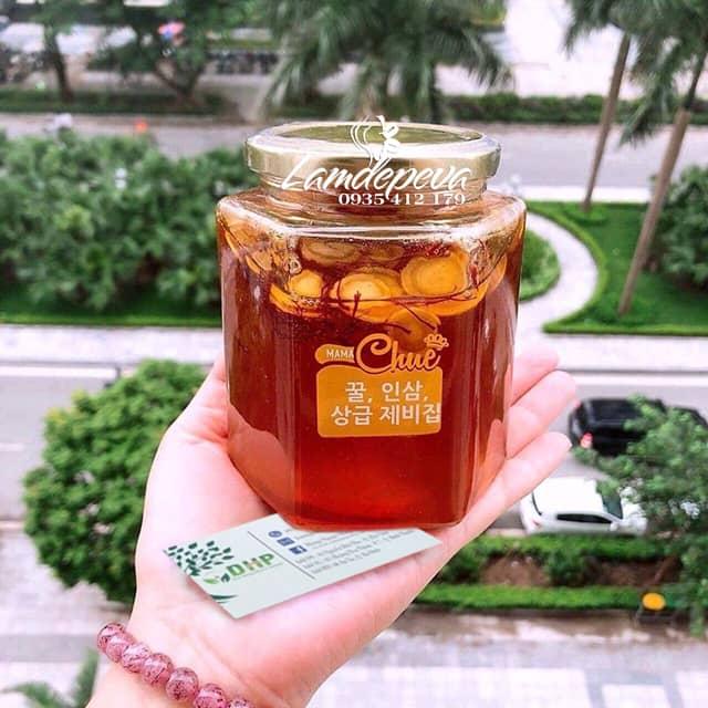 Sâm mật ong Saffron Mama Chuê 500g của Hàn Quốc 1