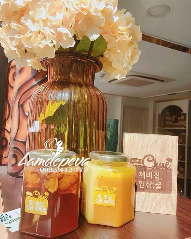 Sâm mật ong Saffron Mama Chuê 500g của Hàn Quốc 4