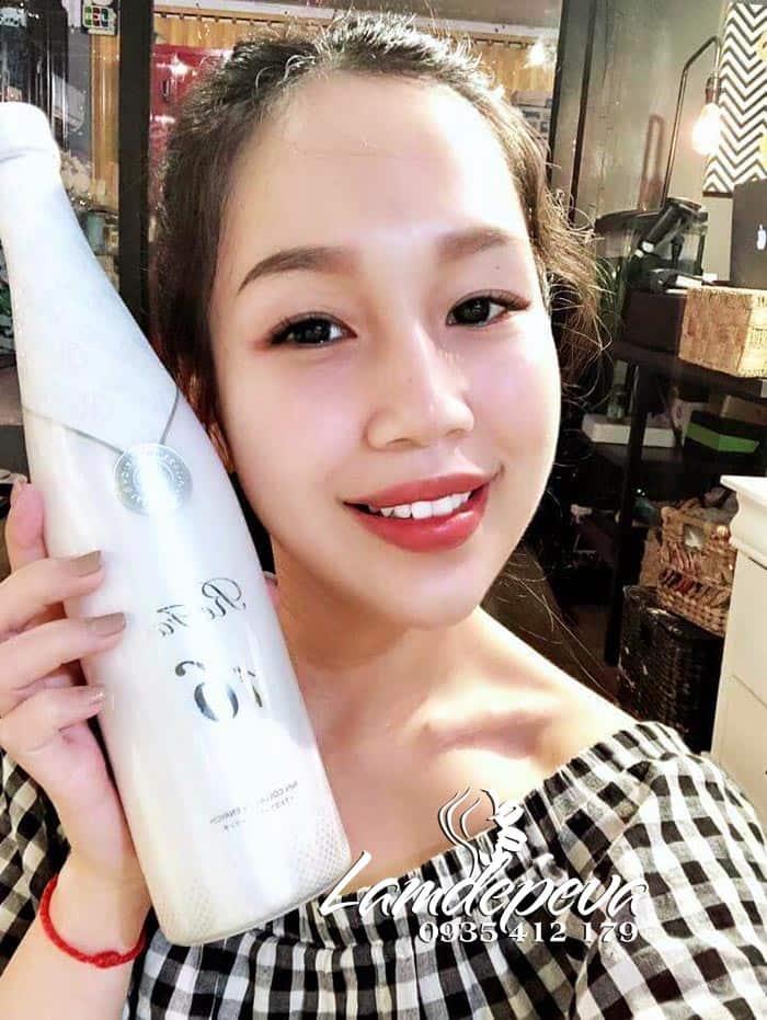 Refa 16 trắng da collagen enriched cao cấp của Nhật