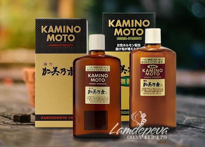 Tinh dầu mọc tóc Kaminomoto Higher Strength 200ml Nhật 2