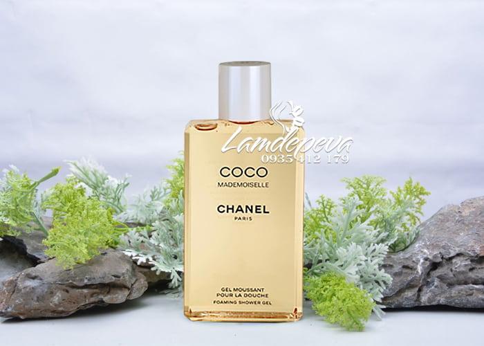 Sữa tắm nước hoa Chanel Coco Mademoiselle Gel Moussant Pháp 1