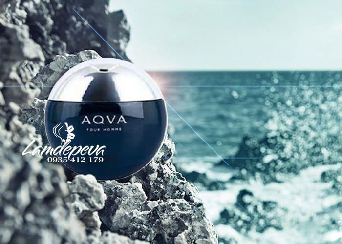 Nước hoa Bvlgari Aqva Pour Homme EDT 5ml - Chai mini 6