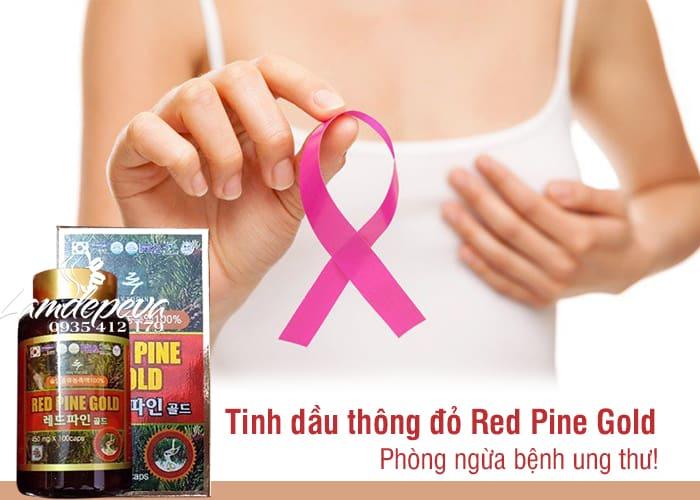 Tinh dầu thông đỏ Hàn Quốc Red Pine Gold 100 viên, giá tốt 1