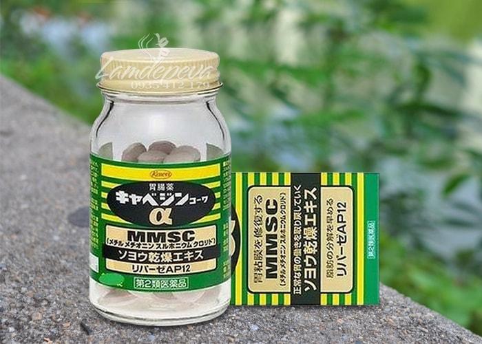 Thuốc trị đau dạ dày MMSC Kowa hộp 300 viên của Nhật