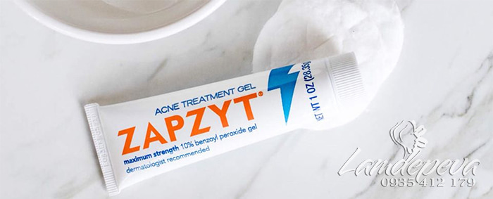 Kem trị mụn Zapzyt Acne Treatment Gel của Mỹ tuýp 28,35g1