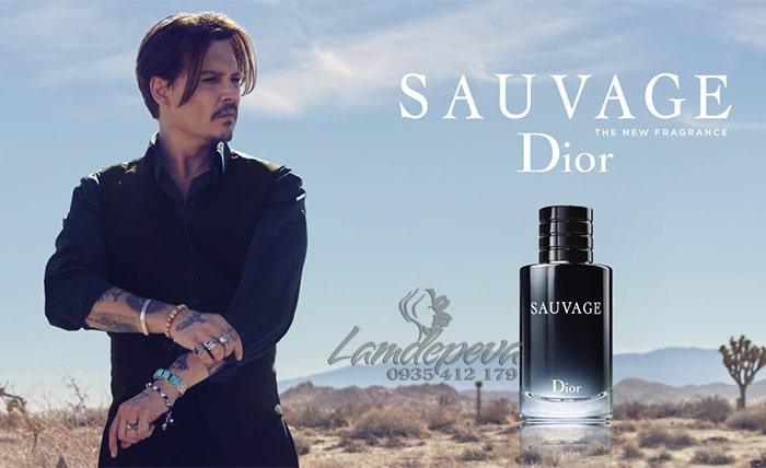 Nước hoa Dior Sauvage Eau De Parfum 100ml phiên bản 20182