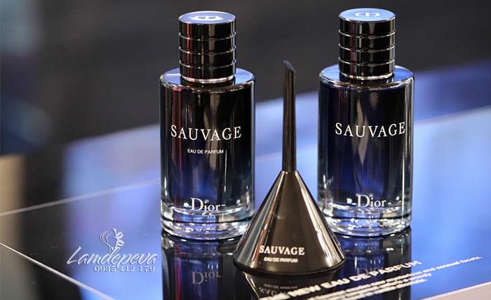 Nước hoa Dior Sauvage Eau De Parfum 100ml phiên bản 20181
