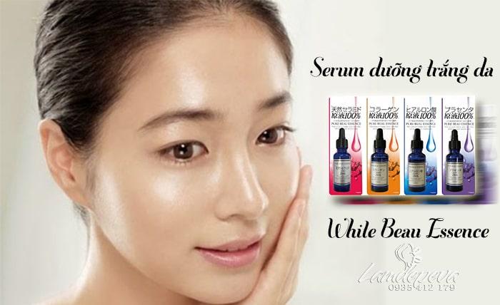 Serum dưỡng trắng da White Beau Essence 30ml chính hãng Nhật Bản2