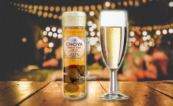 Rượu mơ Choya Single Year 650ml Nhật Bản - Sang trọng, ý nghĩa làm quà tặng2