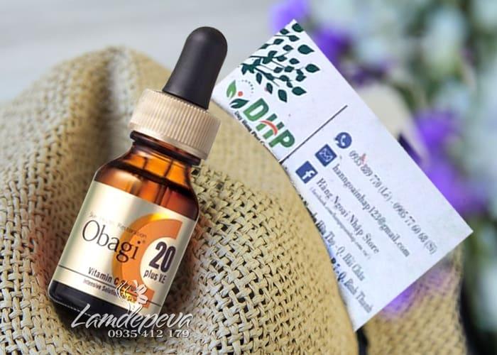 Serum Obagi C20 Vitamin C Serum Nhật Bản 15ml trị nám 2