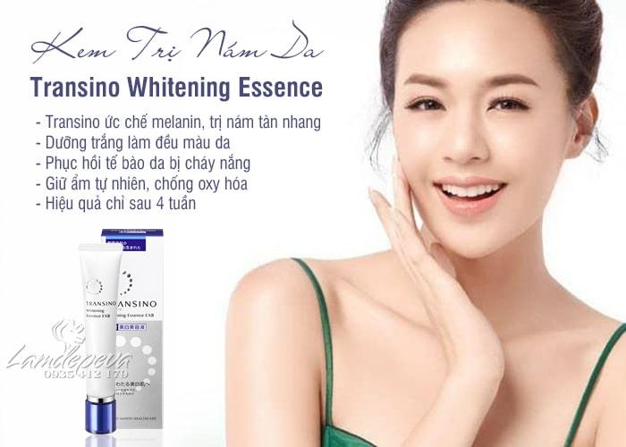 Kem Trị Nám Transino Whitening Essence Của Nhật - Hộp 30gr