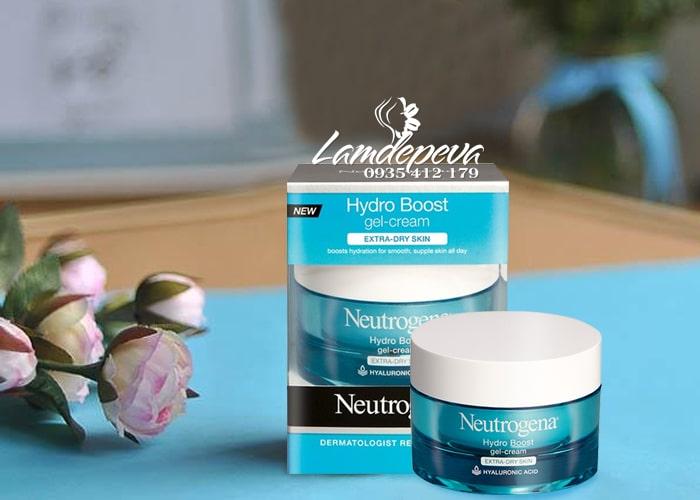 Gel dưỡng ẩm Neutrogena Hydro Boost Gel Cream Extra – Dry Skin Mỹ 1