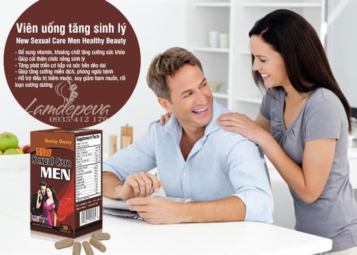 Viên uống New Sexual Care Men 30 viên cho nam giới sung mãn 6