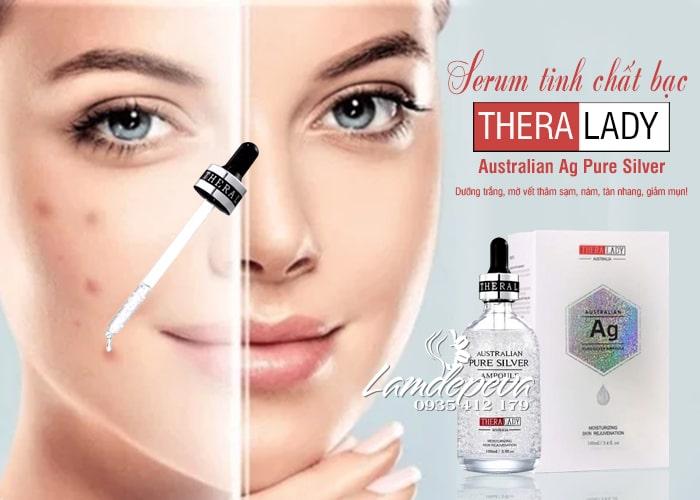 Serum bạc Thera Lady Australian Ag Pure Silver Ampoule 100ml 1