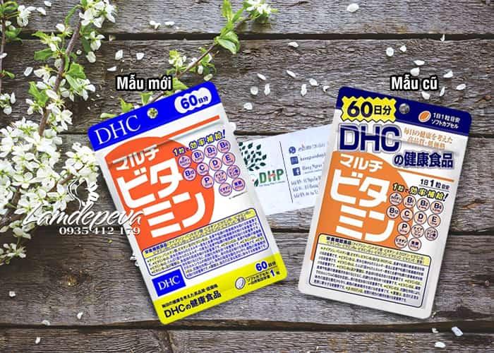 Vitamin tổng hợp DHC túi 60 viên của Nhật Bản 8