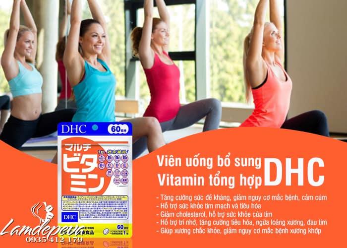 Vitamin tổng hợp DHC túi 60 viên của Nhật Bản 3
