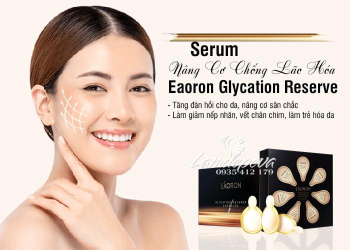 Serum chống lão hóa Eaoron Glycation Reserve Capsules 28v 0