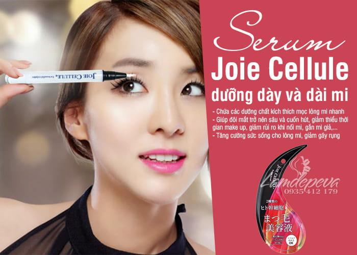 Serum dưỡng mi Joie Cellule cao cấp chính hãng Nhật Bản 7