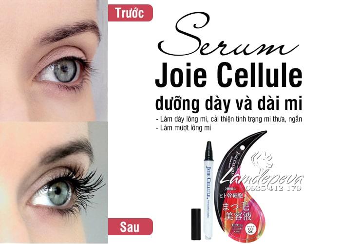 Serum dưỡng mi Joie Cellule cao cấp chính hãng Nhật Bản 3